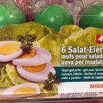 Œufs pour Salade