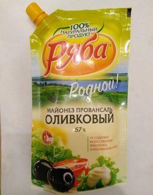 Майонез «Провансаль оливковый»