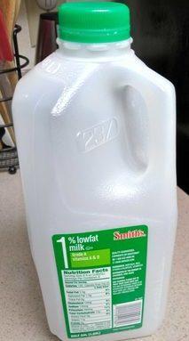 1% Low-fat Milk