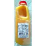 100% Fresh Squeezed Orange Juice