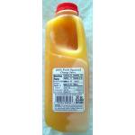 100% Fresh Squeezed Orange Juice