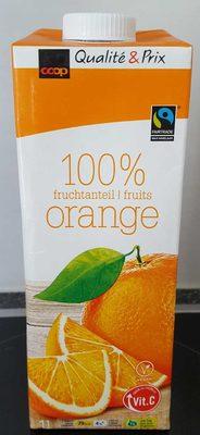 100% Fruits Orange