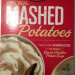 100% Mashed Potatoes