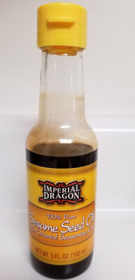 100% Pure Sesame Seed Oil