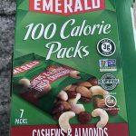 100 calories packs