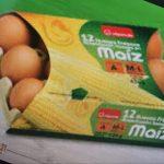 12 Huevos Frescos de gallina criadas en el suelo