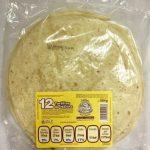 12 Tortillas de Harina