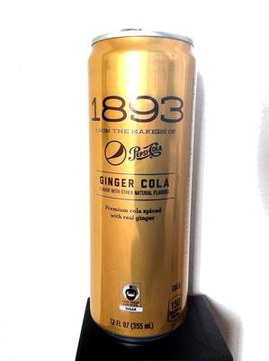 1893 Ginger Cola