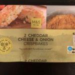 2 croquettes fromage et oignon