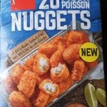 20 nuggets de poisson