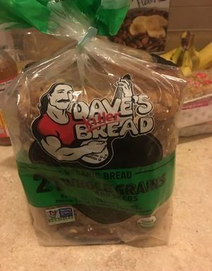 21 Whole Grains And Seeds Organic Bread