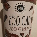 250 cal chocolate praliné