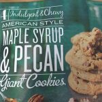 4 Indulgent & Chewy Maple Syrup & Pecan Giant Cookies