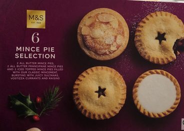 6 Mince Pie Selection