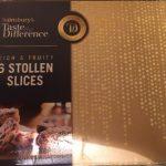 6 stollen slices