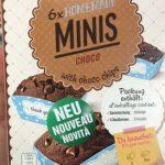 6x Homemade Minis Choco with Choco Chips