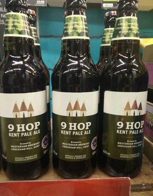 9 Hop Kent Pale Ale