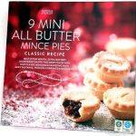 9 Mini All Butter Mince Pies