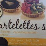 9 tartelettes sablées