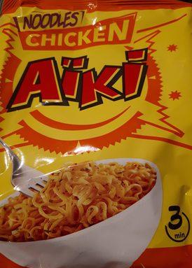 Aïki noodles Chicken