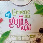 AH Groene Thee Goji & Açaí