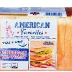 AMERICAN FAVORITES XL TOAST TERRASUISSE