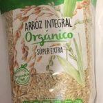 ARROZ INTEGRAL ORGANICO SUPER EXTRA