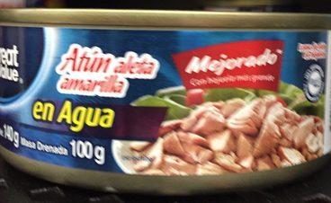 ATUN ALETA AMARILLA