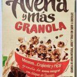 AVENA Y MAS GRANOLA CHOCOLATE