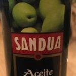Aceite Virgen Ext. multivar. 250 Ml. sandua