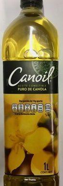 Aceite de canola Canoil