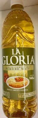 Aceite de maíz la Gloria