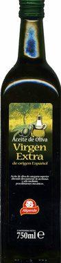 Aceite de pliva virgen extra