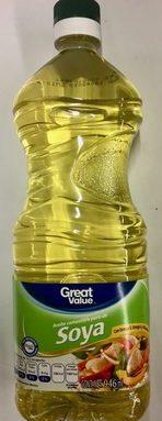 Aceite de soya Great Value
