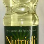 Aceite de soya Nutrioli