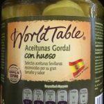 Aceitunas Gordal con Hueso
