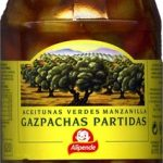 Aceitunas Verdes Manzanilla Partidas Gazpacha