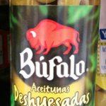 Aceitunas deshuesadas Búfalo