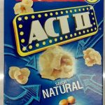 Act II 3 pack sabor natural