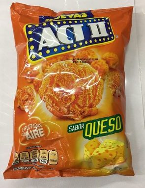 Act II Sabor Queso