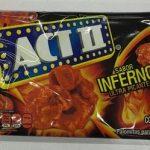 Act II sabor Infierno ultra picante