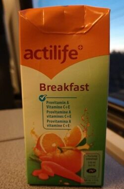 Actilife Breakfast