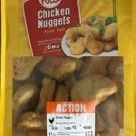 Action Poulet Nuggets