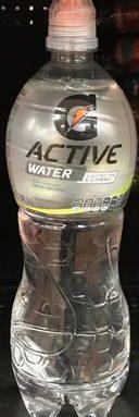 Active Water sabor limón
