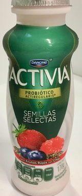 Activia Semillas Selectas Danone