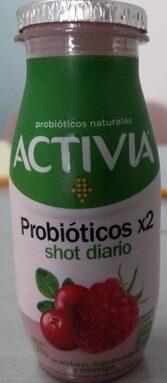 Activia shot