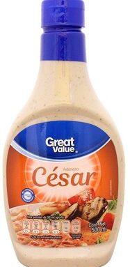 Aderezo César