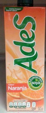 Ades sabor naranja