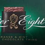 After Eight Mint & Orange flavour