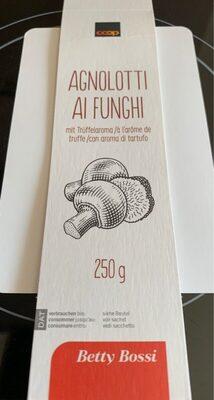 Agnolotti Ai Funghi